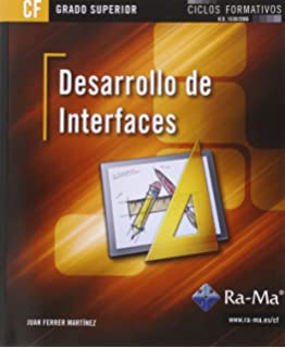 Desarrollo de interfaces (grado superior)
