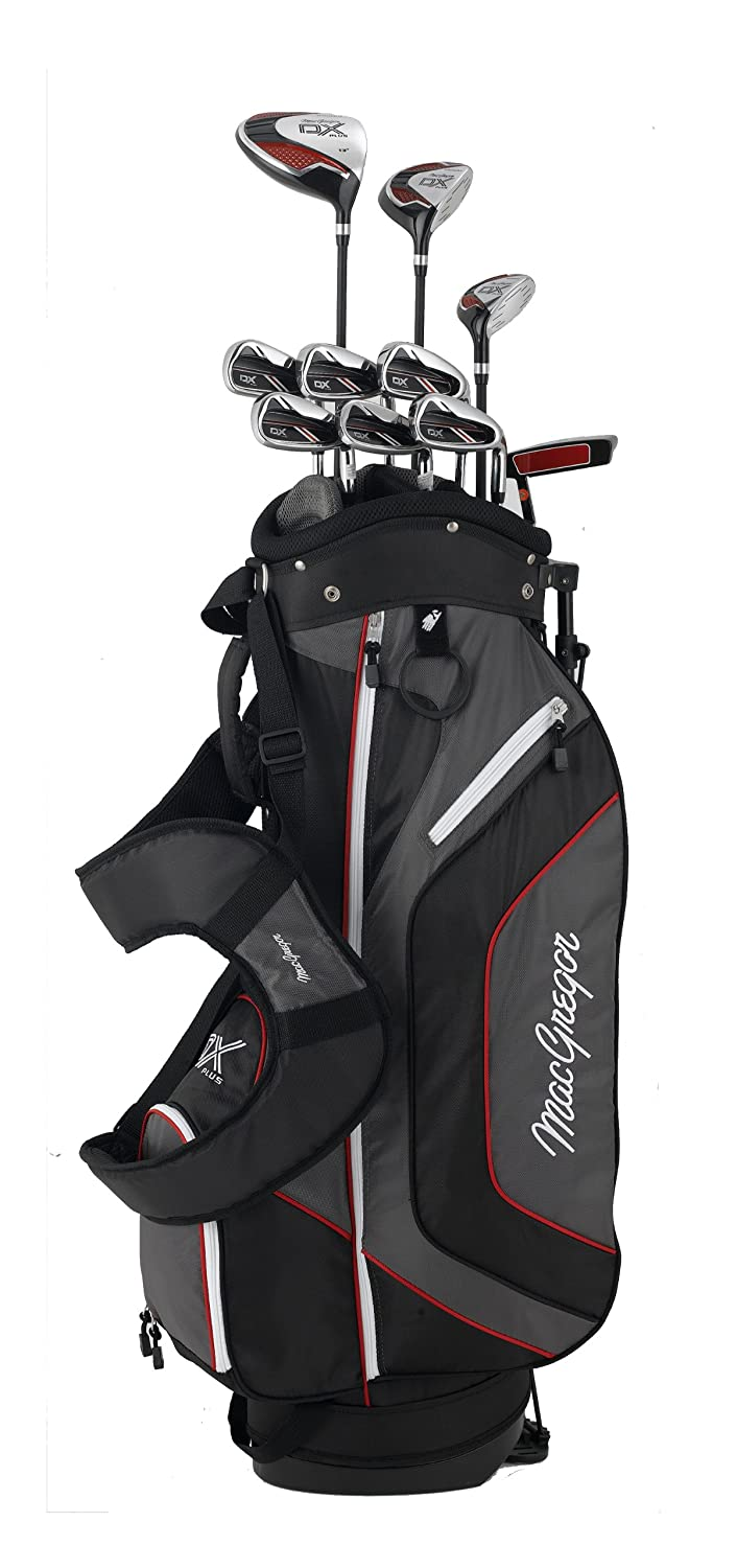 MacGregor DX Plus Package Set (Steel/Graphite)