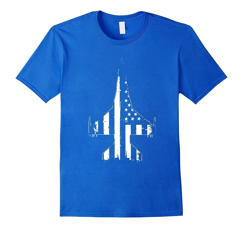 Cool U.S Air Force Shirt – F16 U.S Flag shirt