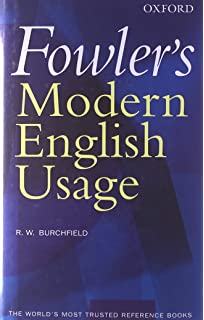 Fowlers dictionary of modern english usage jeremy butterfield fowlers modern english usage fandeluxe Images