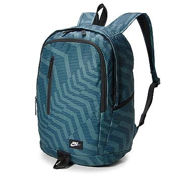Nike Nk All Access Soleday Bkpk-AOP Mochila, Unisex Adulto, Azul (Space Blue/Black/White), MISC: Amazon.es: Deportes y aire libre