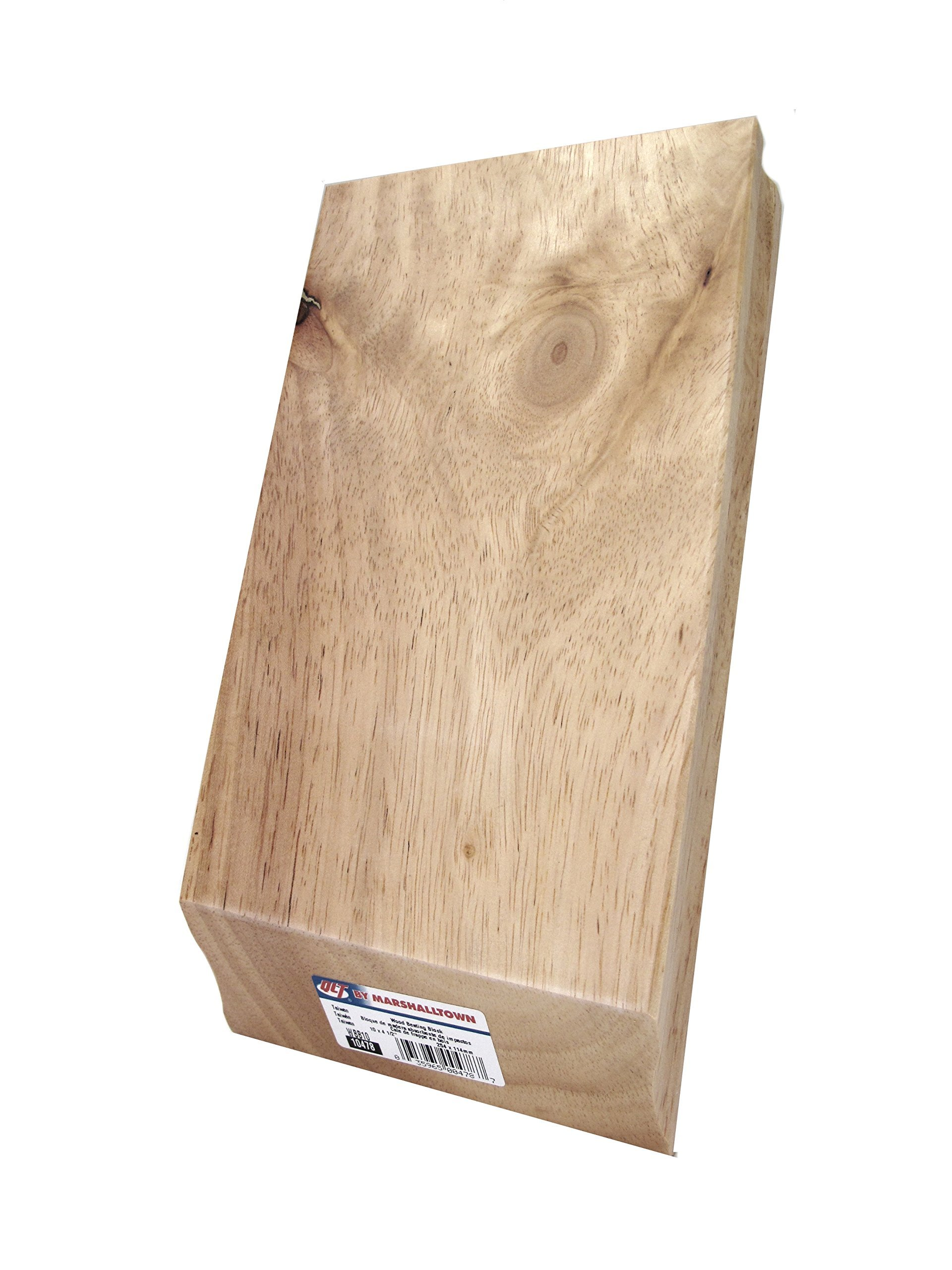 Marshalltown WBB10 Wood Beating Block-No Pad