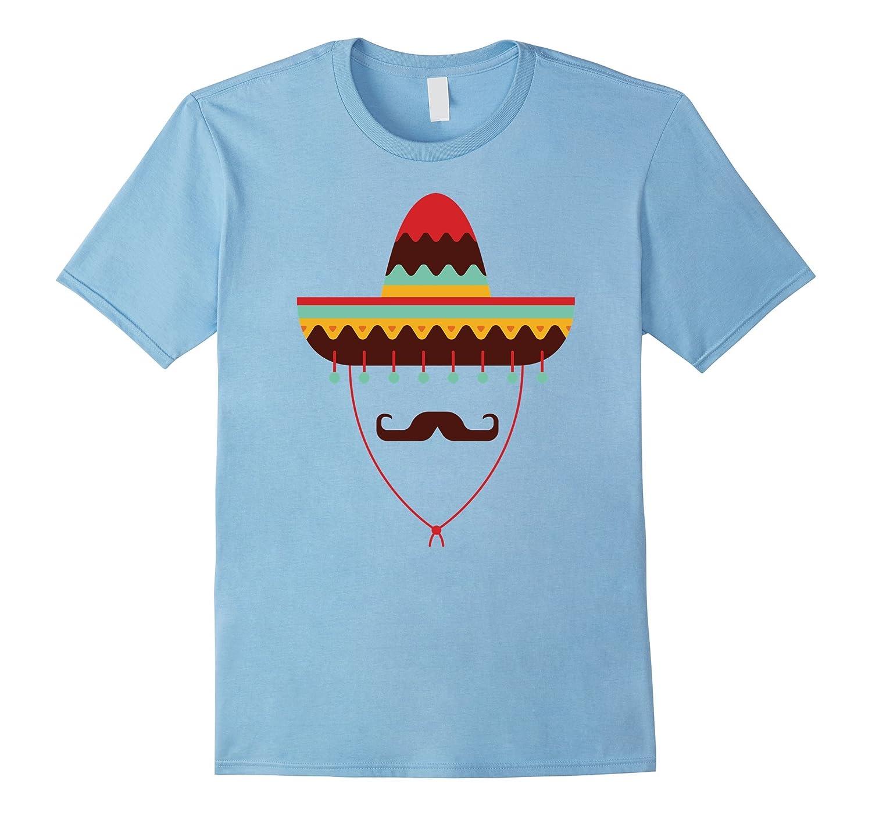 Mexican Hat Cinco de Mayo T-shirt-CD