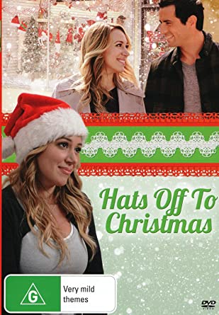 Hats Off To Christmas.Amazon Com Hats Off To Christmas Haylie Duff Antonio