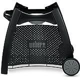 Weber 6525 Q Cart for Grilling, Black