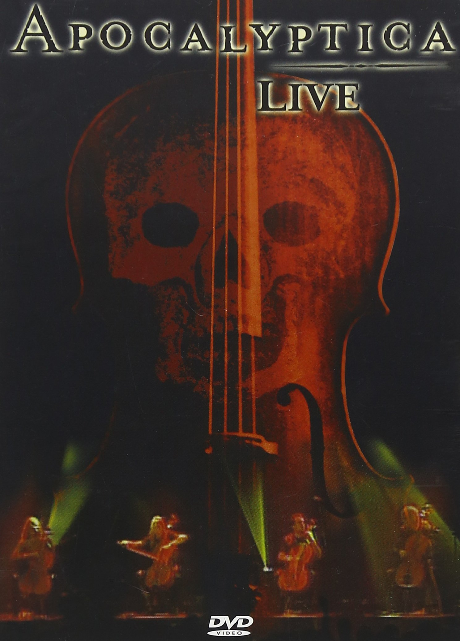 Apocalyptica: Live by MUSIC VIDEO DISTRIBUTORS