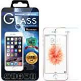 iPhone SE iphons5s iphons5 iPhone6 iphons6s ガラスフィルム0.33mm 9H 日本製素材 飛散防止 指紋防止 高感度タッチ 3Dtouch対応 自己吸着