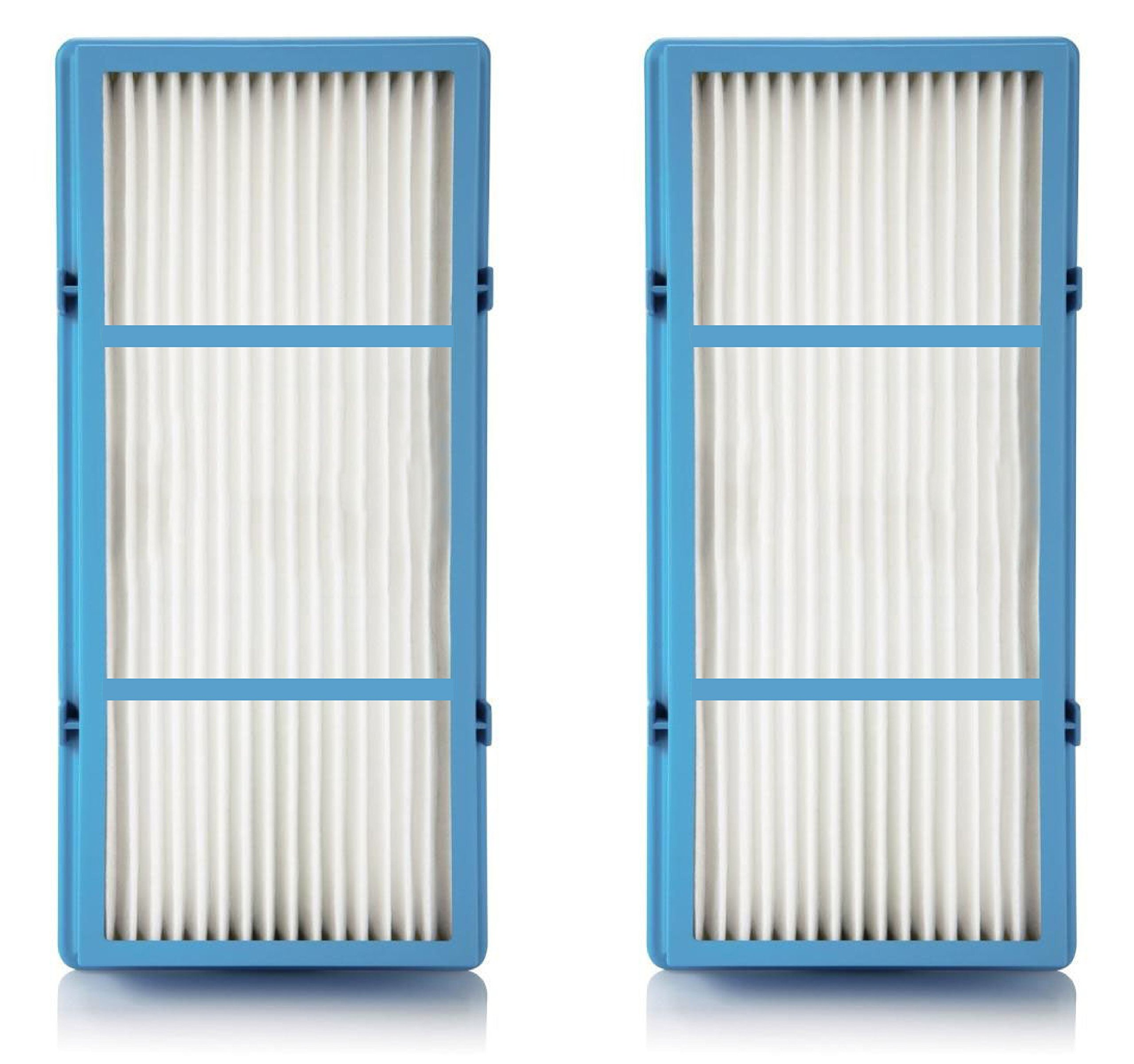 Replacement HEPA Filter For Holmes AER1 Series Total Air Filter, HAPF30AT For Purifier HAP242-NUC, 2 Filters