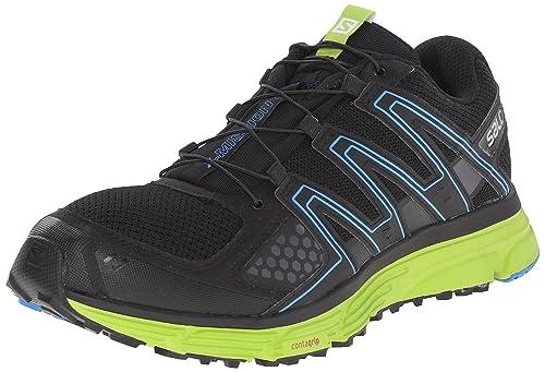 Salomon X Mission 3 Hombre zapatillas de deporte pista para correr: Amazon.es: Zapatos y complementos