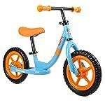 Retrospec Blippi Balance Bike by Cub Kids No Pedal Bicycle