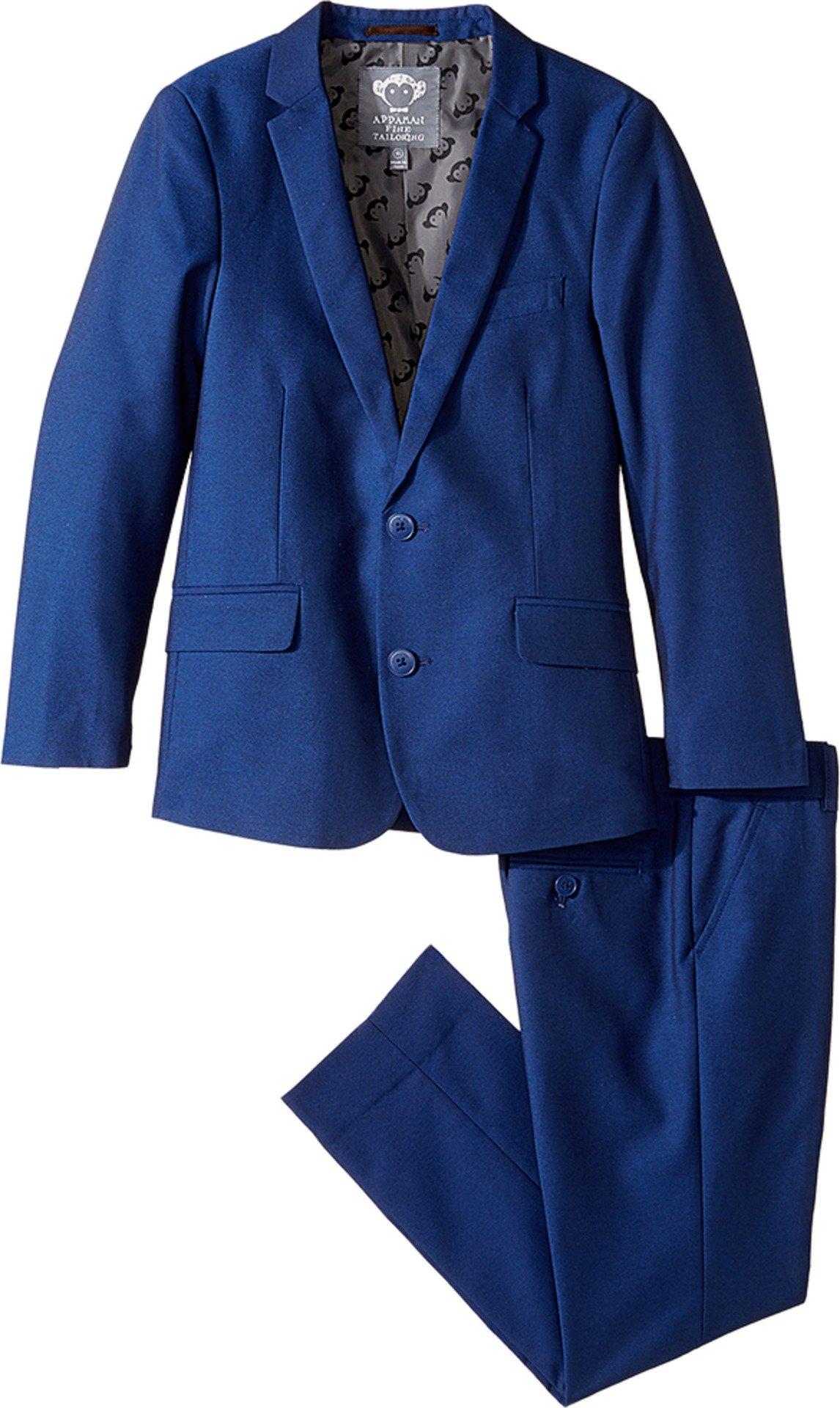Appaman Boys' Mod Suit, Deep Cobalt, 3T