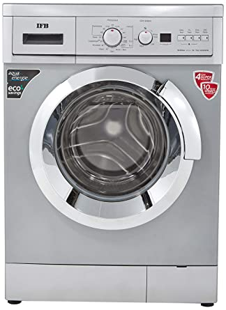 IFB Serena Aqua SX Fully-automatic Front-loading Washing Machine (7 Kg, White)