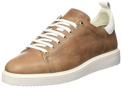MMFW00912-LE300030, Sneaker Uomo, Blu (Deep Blu), 41 EU Antony Morato