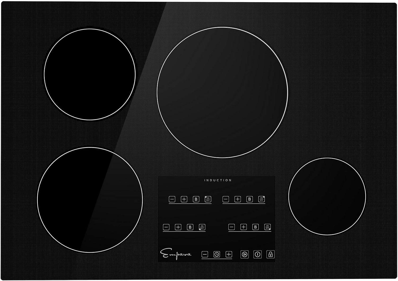 Amazon.com: Empava EMPV-IDCF9 - Placa de inducción para ...