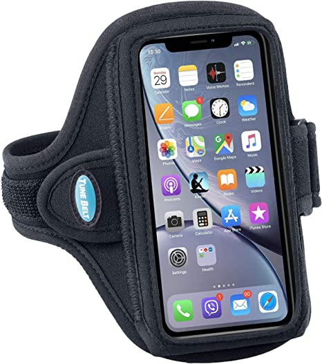 Sportarmband Apple iPhone SE Handy Huelle Fitness Running Armtasche Jogging Slee