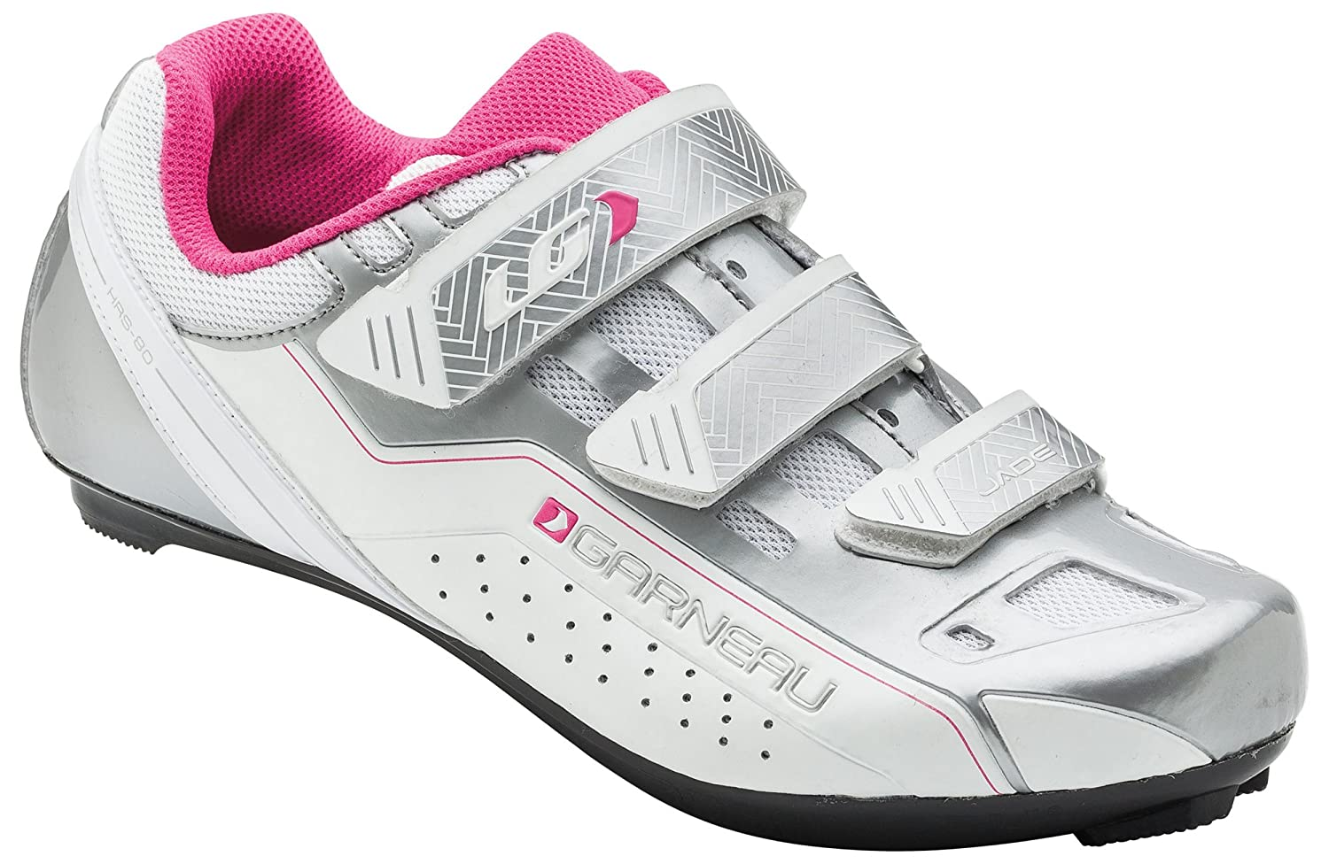 Louis Garneau Women's Jade Bike Shoes B012SKVG7U 42|Drizzle