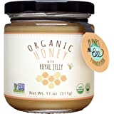 Greenbow Organic Honey with Royal Jelly 11oz