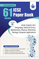 61 Paper Bank: ICSE Class 9 for 2020 Examination (Solved Papers) Kindle Edition