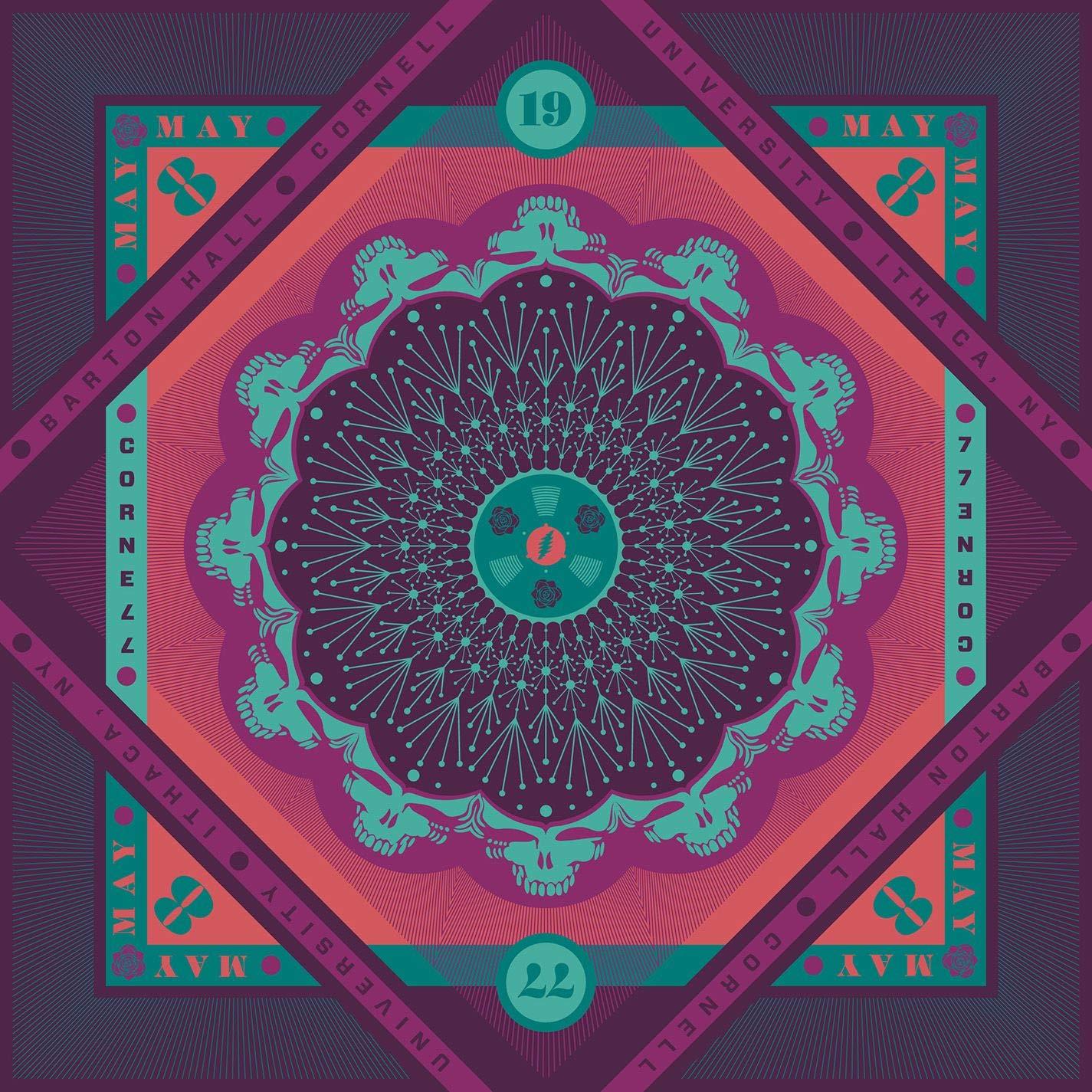 Cornell 5/8/77 (5LP) by Grateful Dead Production