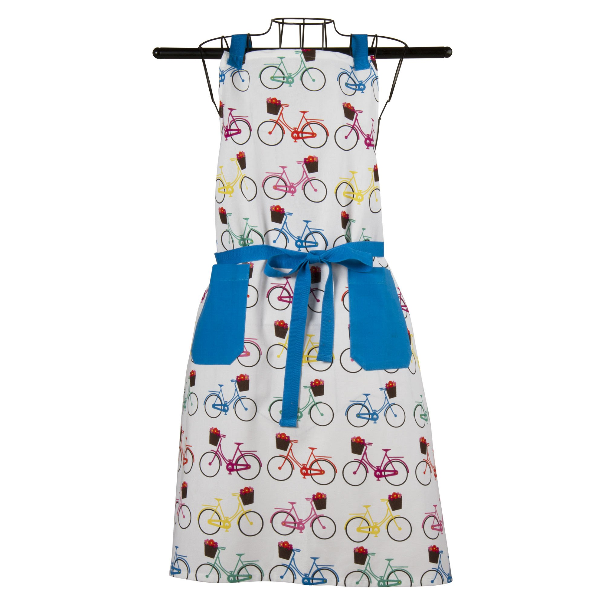 tag - Bicycle Apron, Perfect Addition to Any Kitchen, Multi Colored
