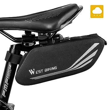 Amazon.com: WESTGIRL - Bolsa para sillín de bicicleta ...