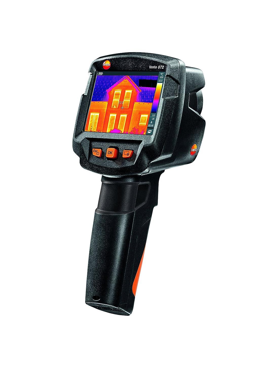Testo térmica de cámara 872 inteligente termografía con alta calidad de imagen