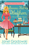 Banana Muffins & Mayhem (Culinary Competition Mysteries Book 5)