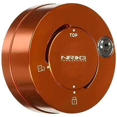 NRG Innovations SRK-101OR Orange Quick Lock: Automotive