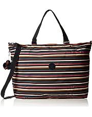 Kipling XL BAG Borsa da spiaggia, 64 cm, 31.5 liters, Multicolore (Multi Stripes)