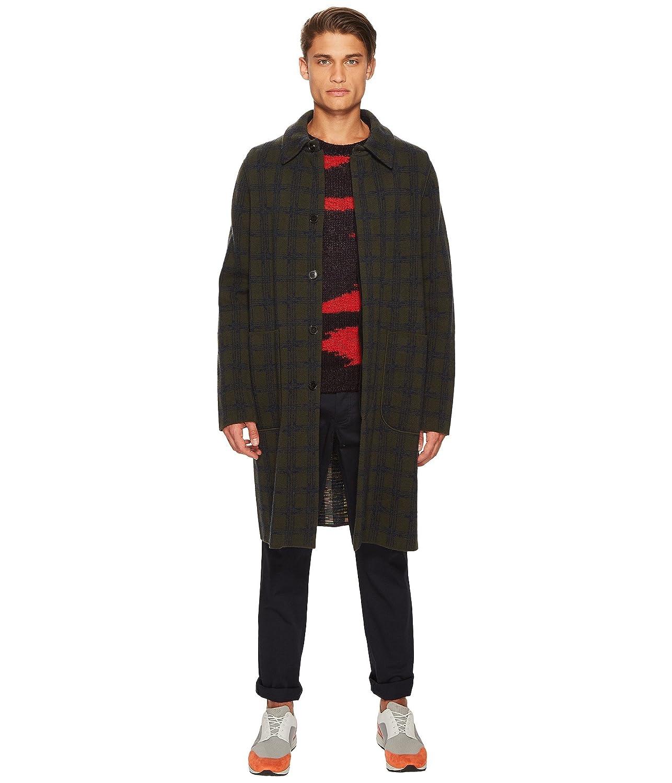 高品質 [ミッソーニ] メンズ コート Boiled Wool Jacquard Boiled Coat Coat [並行輸入品] Jacquard B07CXGQMBR 50, 熊野黒潮本舗:c2128677 --- arianechie.dominiotemporario.com