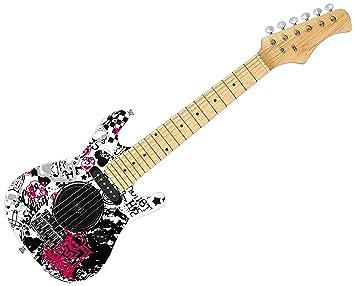 LEXIBOOK Guitarra Eléctrica con Altavoces K2500L: Amazon.es: Juguetes y juegos