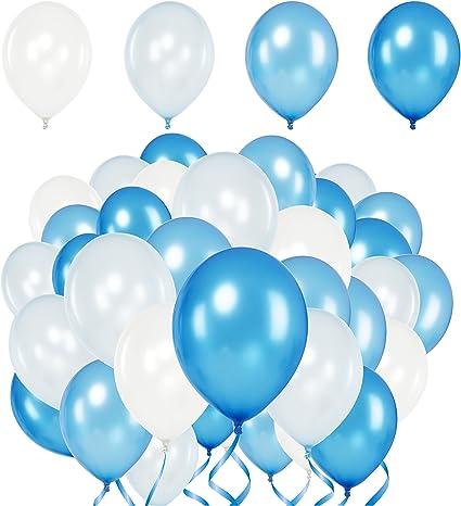Ballonband 20 m weiß Folienballons Zubehör Luftballons Polyband Band