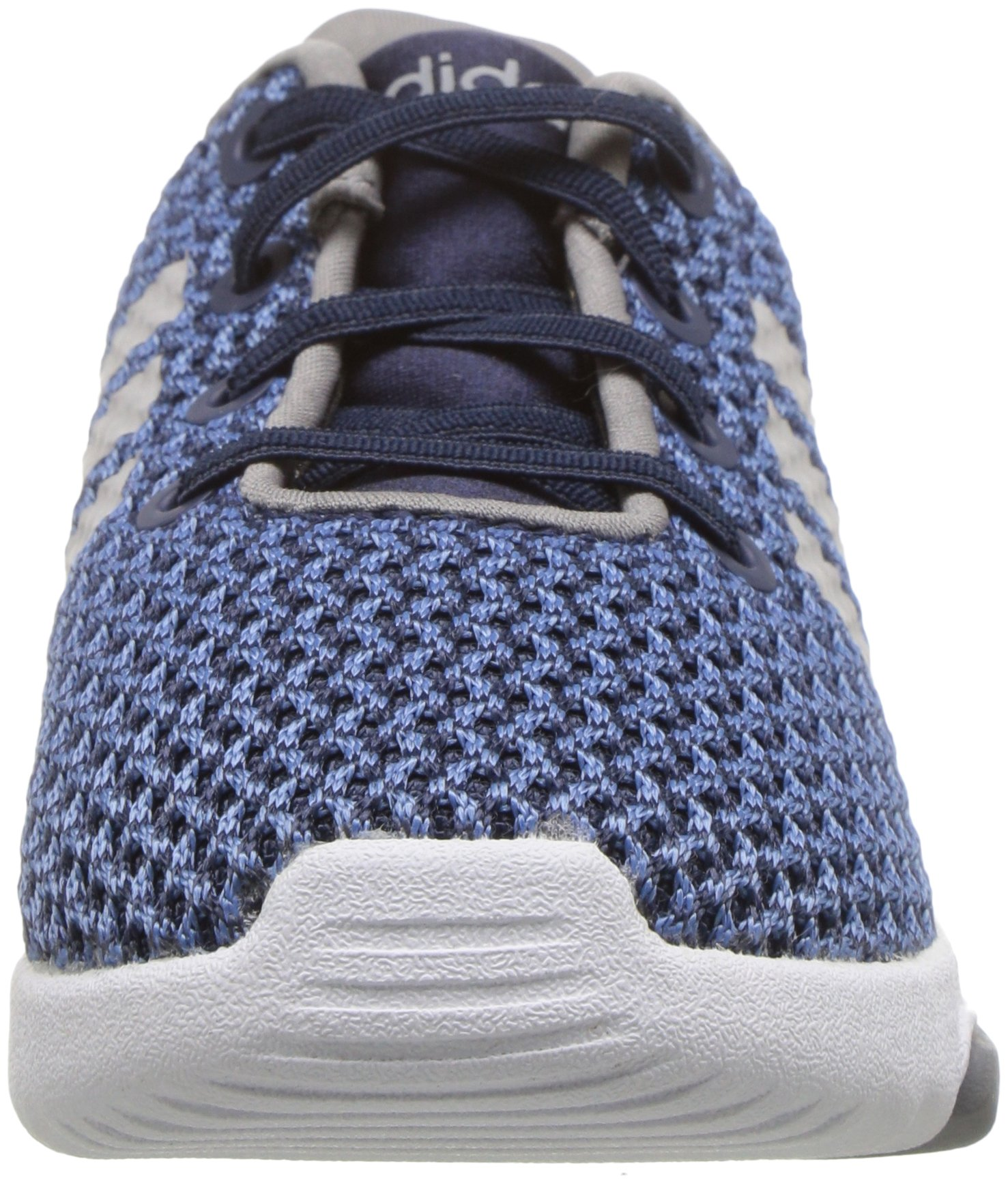 adidas Kids CF Racer TR Running Shoe, Collegiate Navy/Collegiate Navy/Grey, 3K M US Toddler by adidas (Image #4)