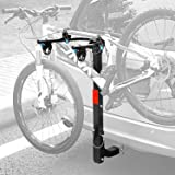 Leader Accessories Hitch Mounted 2 Bike Rack Bicycle Carrier Racks Foldable Rack for Cars, Trucks, SUV's and Minivans…