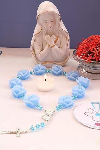 Amazon com: Catholic Rosary Altar Religious Gifts Home Decor Wax