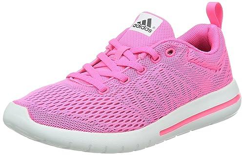 adidas Zapatillas Element Urban Run W Rosa Flúor EU 41 1/3: Amazon.es: Zapatos y complementos