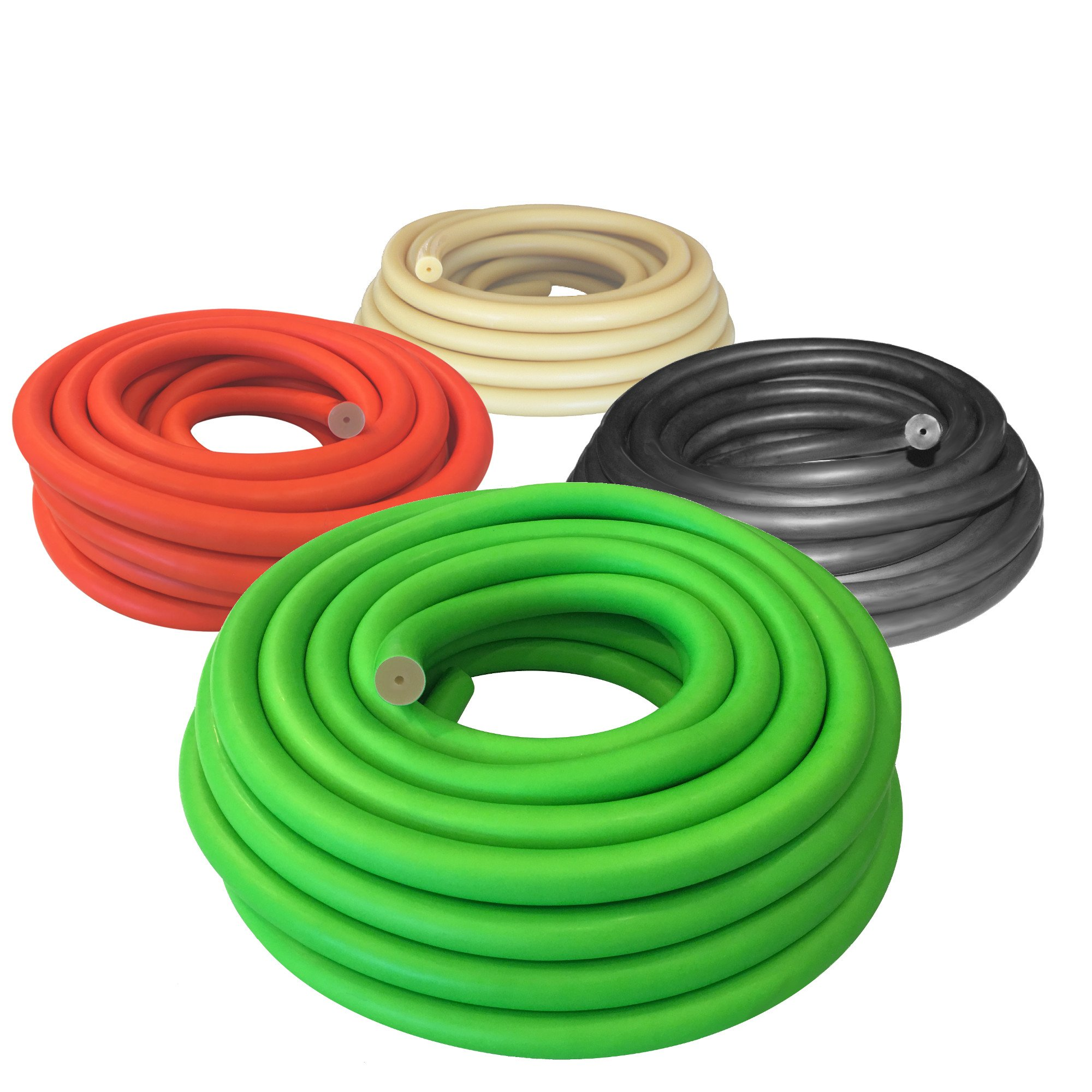 Spearit 5/8OD 1/8ID SPEARGUN RUBBER (GREEN 5ft) by Spearit