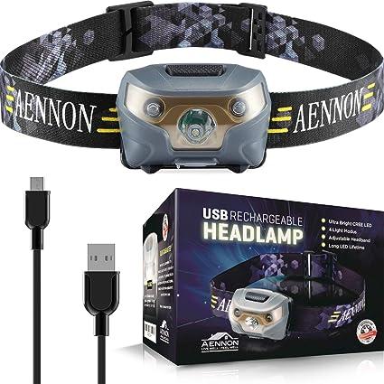 USB Kabel Hell 90000LM stirnlampe T6 LED Kopflampe FACKEL TASCHENLAMP Headlamp