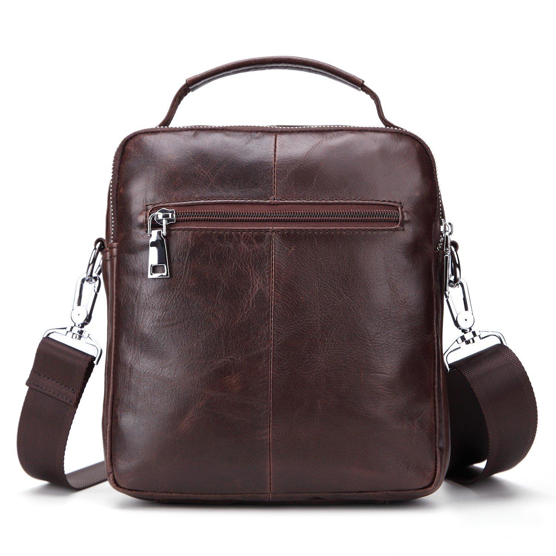 92608b5d7f1f Amazon.com   NHGY Retro vertical shoulder shoulder bag