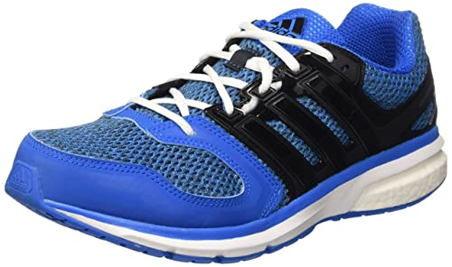 Adidas Questar Boost M, Zapatillas de Running para Hombre, Azul (Azuimp/Negbas/Ftwbla), 40 2/3 EU adidas