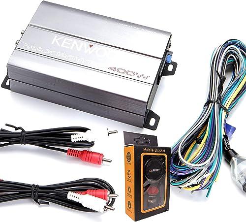 Kenwood 2156568 KAC-M1804 Amplifier