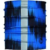 Buff R-Pulse Mascotas Tubular Reflectante, Unisex Adulto, Azul (Cape), M/L
