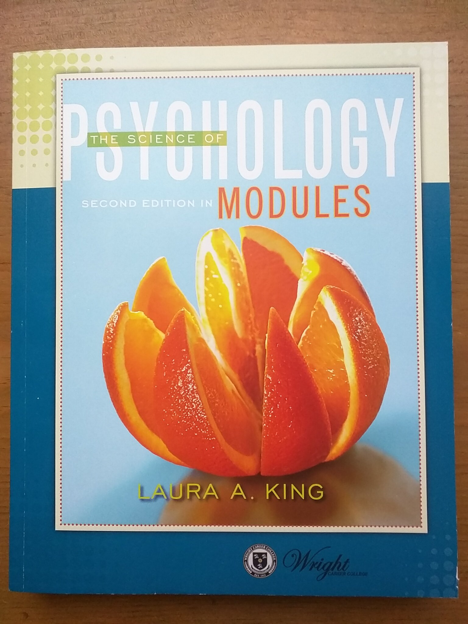 The Science of Psychology in Modules Second Edition ebook