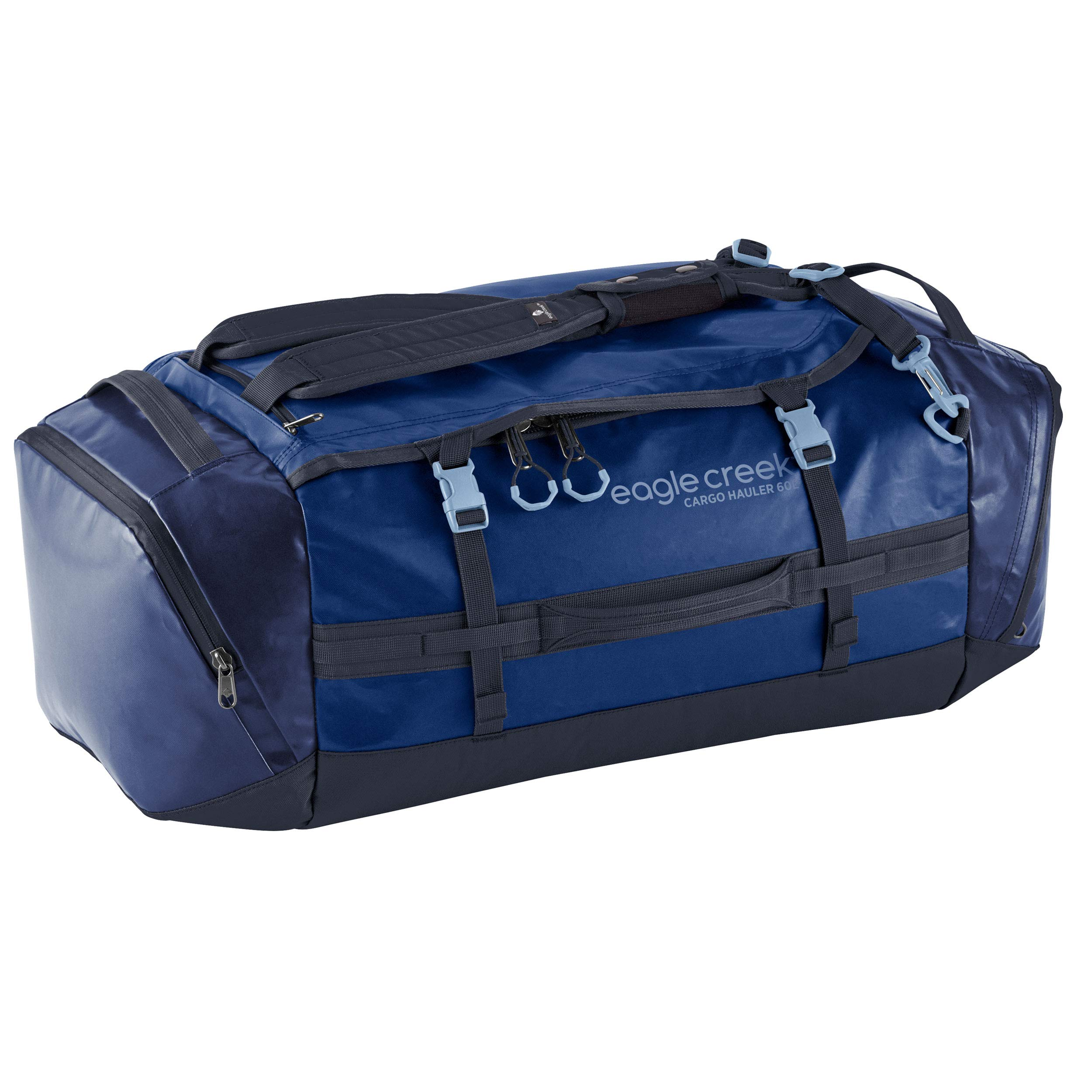 Eagle Creek Unisex-Adult's Cargo Hauler Backpack Duffel Bag, Arctic Blue, 60L, Artic by Eagle Creek