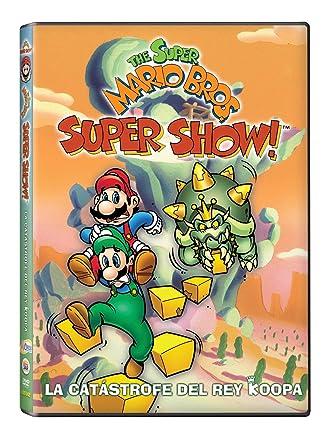 Amazon Com The Super Mario Bros Super Show La Catastrofe Del Rey