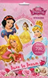 Anker PSSTR1 Disney Princess Stickers (700-Piece)