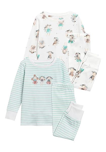 next Niñas Pack De Dos Pijamas Cómodos De Hadas (9 Meses - 8 Años)