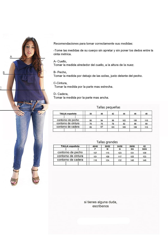 Susana Escribano Blusa para Mujer