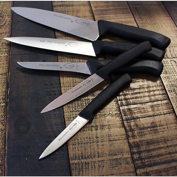 Dick Pro Dynamic Bolsa con 5 Cuchillos de Cocina, hojas en ...