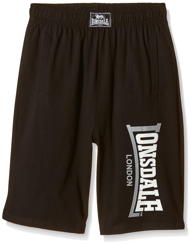 Lonsdale Herren Sport Shorts Shorts Logo Jam 112062694
